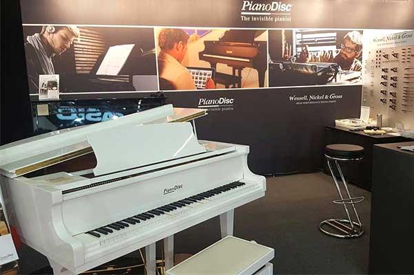 Любимая музыка в вашем доме — самоигровые системы PianoDisc.от Steinway