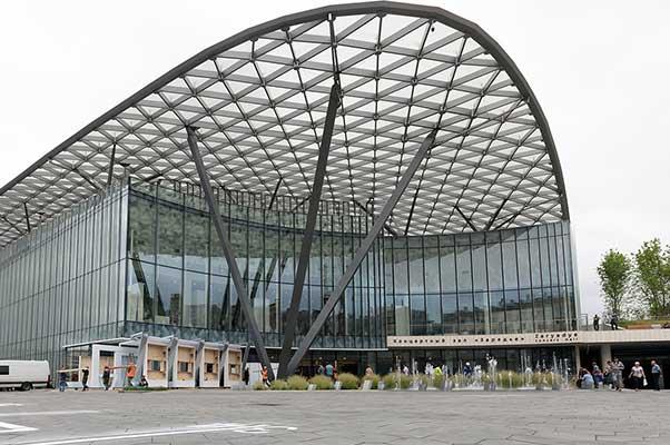 Концертный зал в «Зарядье» откроется 8 сентября выступлением звезд оперы