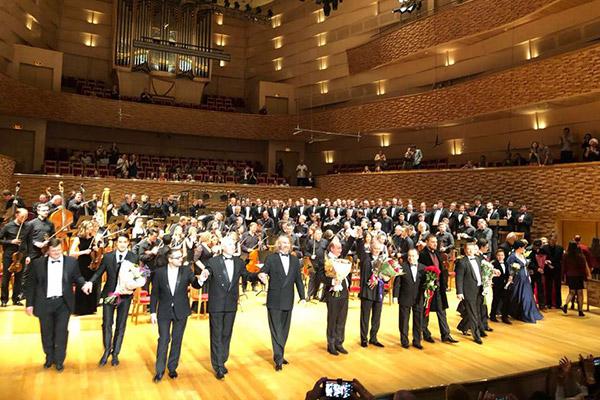 Состоялась мировая премьера оперы «Затмение»