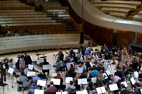 Московский концертный зал «Зарядье»: акустическая репетиция и первые впечатления
