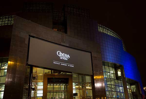 Парижская Опера: новый сезон трансляций