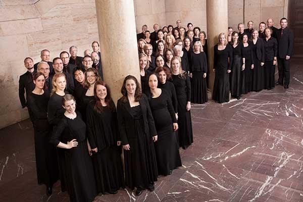 Мюнхенский Баховский хор с мессой си минор Баха