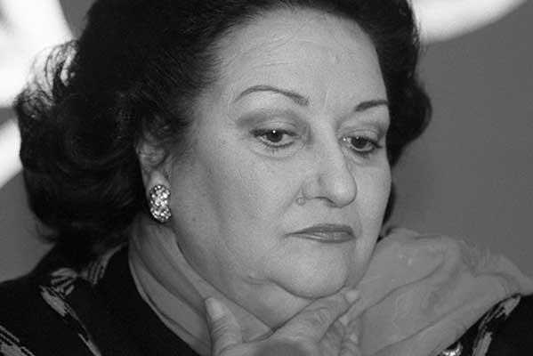 Умерла Монтсеррат Кабалье