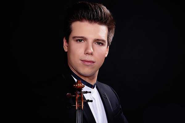 Сергей Догадин стал первым победителем конкурса скрипачей Виктора Третьякова