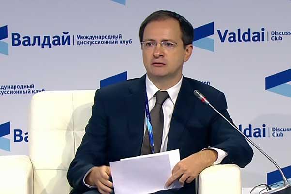Владимир Мединский: «В ближайшие годы российская культура получит более 2 млрд долларов дополнительного финасирования»