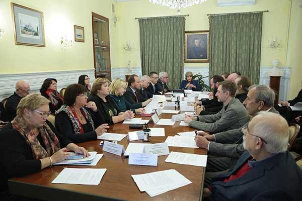 В Минкультуры России обсудили вопросы взаимодействия музеев и РПЦ