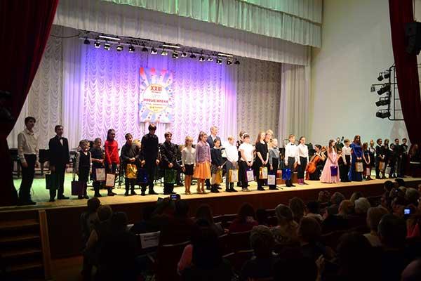 В Нижнем Новгороде — двадцать пятые «Новые имена»