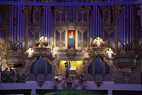 В Калининграде завершился музыкальный фестиваль «Орган плюс»