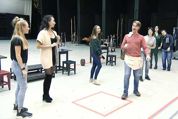 «Севильский цирюльник» Россини — премьера в Большом театре