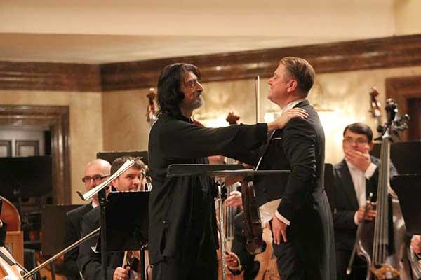 В Казани открылся VIII Международный фестиваль современной музыки имени Софии Губайдулиной «Concordia»