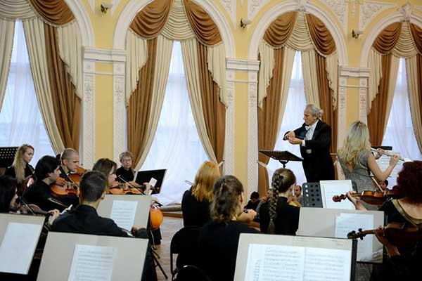 Всероссийский фестиваль «Музыкальное обозрение – OPUS 29»: первые концерты