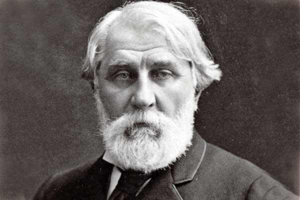 Иван Сергеевич Тургенев — 200 лет со дня рождения