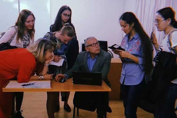 Во Владивостоке прошел Всероссийский научно-практический информационный форум по современной музыкальной журналистике
