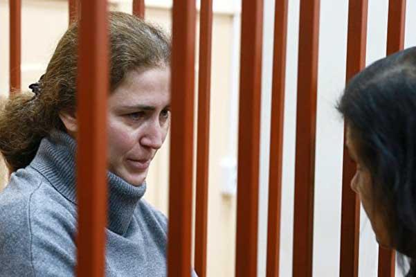 Суд в Москве закончил допрос Апфельбаум по делу «Седьмой студии»