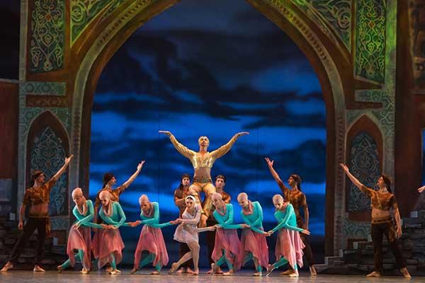 Премьера балета «Семь красавиц» Кара Караева в Саранске