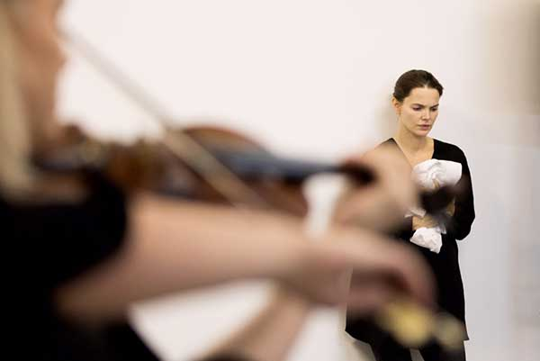 Готовится к постановке мультимедийный музыкальный спектакль «1926» по переписке Цветаевой и Пастернака