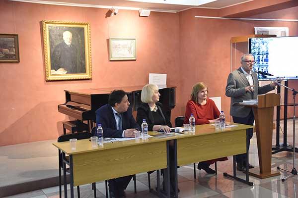 В Клину проходит международная научная конференция, посвященная творчеству П.И. Чайковского