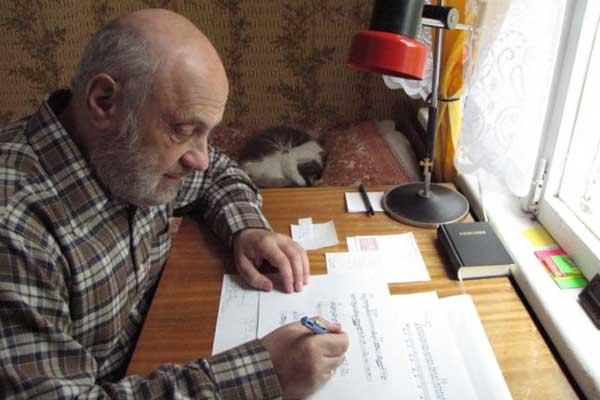 28 ноября 2018 исполняется 75 лет композитору Александру Кнайфелю