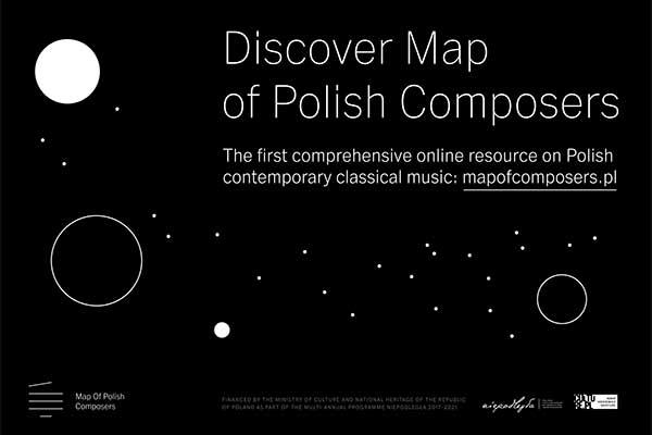 Интернет-портал «Map of Polish Composers»: самый полный интернет-ресурс, посвященный польской музыке