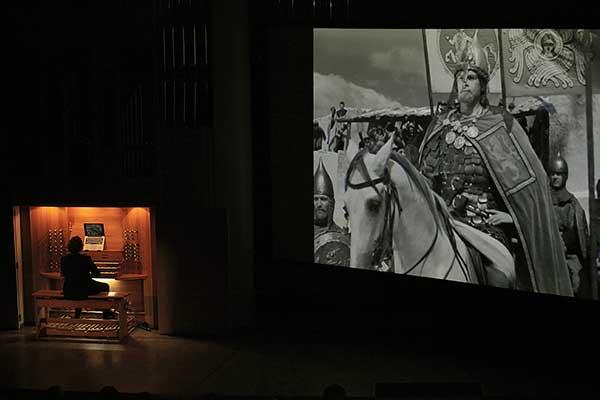 Органный фестиваль в Пермской филармонии