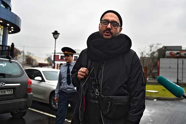 Кирилл Серебренников дал показания в Мещанском суде