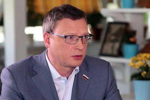 Губернатор Омской области Александр Бурков возглавил попечительский совет Омской филармонии