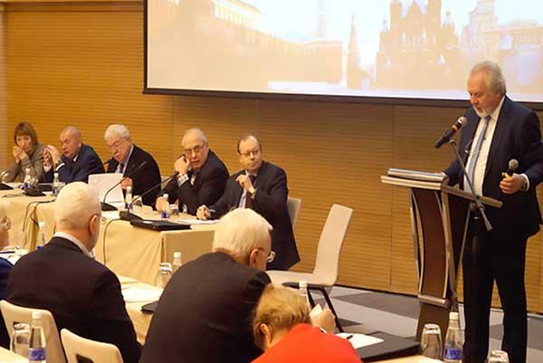 VIII съезд Союза журналистов Москвы: изменение Устава организации