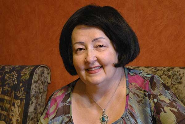 Отмечает юбилей музыковед Ирина Никольская