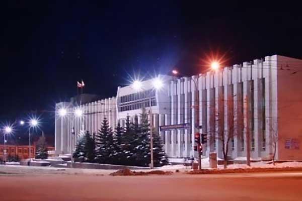 V юбилейный Международный Рождественский фестиваль Пермской краевой филармонии