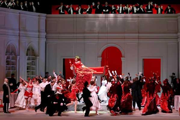 Мариинский театр вернул на сцену оперу Петра Чайковского «Чародейка»