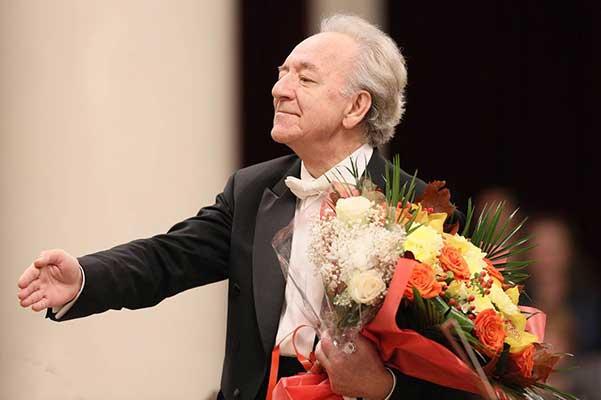 Гала-концерт к юбилею маэстро Юрия Темирканова