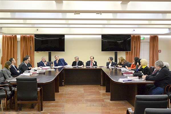Состоялось первое заседание Оргкомитета по празднованию 100-летия со дня рождения Мечислава Вайнберга