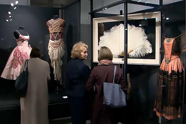В Новом Манеже открылась выставка к 100-летию Музея Большого театра