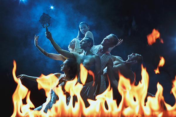 «Барокко» Кирилла Серебренникова в Гоголь-центре