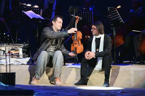 Три мировых премьеры прозвучат на фестивале Башмета в Сочи