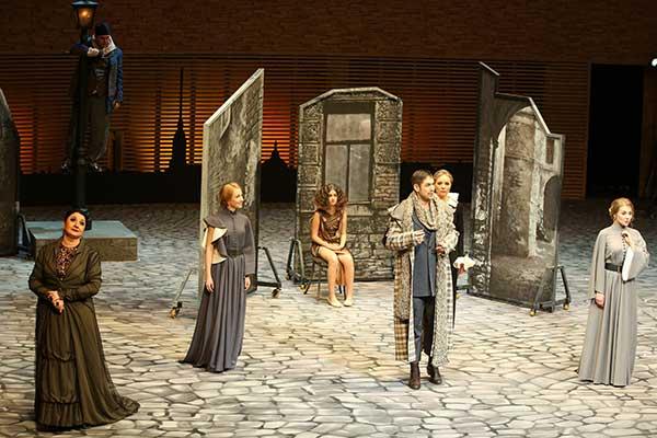 12 ноября — опера Мечислава Вайнберга «Идиот» в Концертном зале Мариинского театра