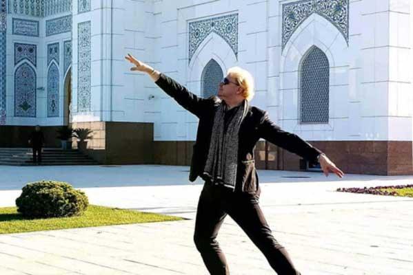 Андрис Лиепа возглавил балетную труппу Большого театра имени Навои в Ташкенте