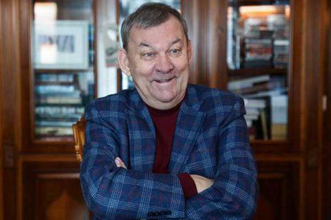 Владимир Урин: «Берегите меня!»
