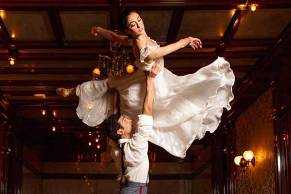 Мировая премьера балета Ильи Демуцкого «Анна Каренина»