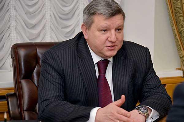Премьер-министр РФ Дмитрий Медведев назначил заместителем Министра культуры РФ Николая Овсиенко