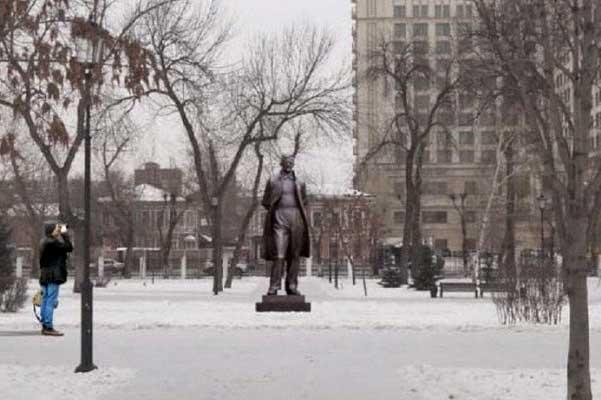 ВСамаре появится памятник Шостаковичу авторства Церетели