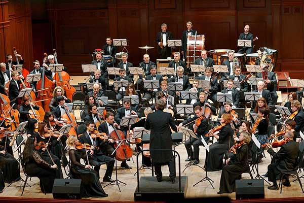 Гастроли Белгородского симфонического оркестра: к 25-летию со дня основания