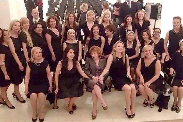 Концерт Хора Ассоциации жен сотрудников МИДа Италии — 28 марта в Посольстве Италии