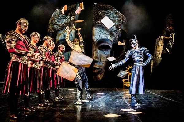 Самарский карнавал: «Три маски короля» в Самарском театре оперы и балета