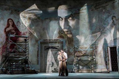 «Тоска» в Большом театре Варшавы