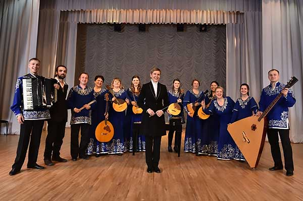 Хабаровская краевая филармония  объявляет конкурс в Оркестр русских народных инструментов