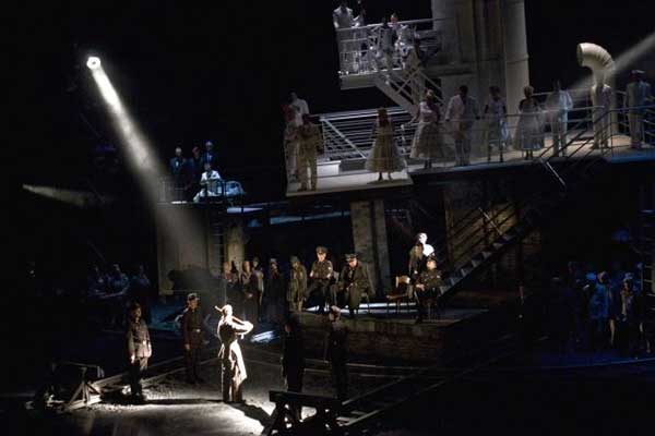 Премьера оперы Вайнберга «Пассажирка» в Израильской опере