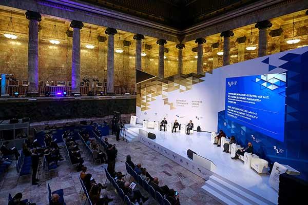 VIII Международный культурный форум пройдет в Петербурге с 14 по 16 ноября