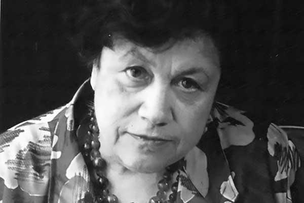 Ушла из жизни профессор Санкт-Петербургской консерватории Татьяна Александровна Воронина