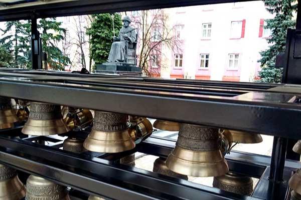 Второй международный фестиваль карильонной музыки  «Белгородский звон», 8—11 июня 2019